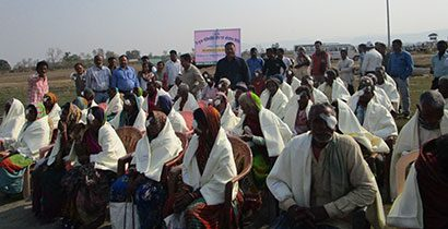 Thriveni Sainik organizes free Eye Camp.