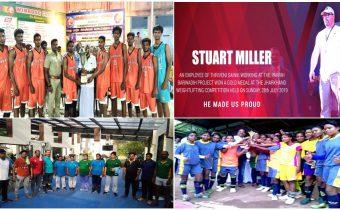 Achievements in Sports.
