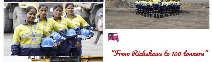 """""""From Rickshaws to 100 tonners"""""""