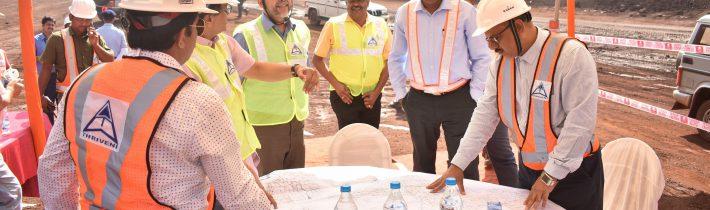 HE Ambassador Suryodipuro of Indonesia visited Odisha operation & TRC.