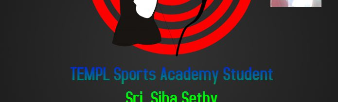 Sri. Siba Sethy won bronze medal in All india School Games Federation Archery Tournament.